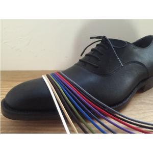 靴ひも プラセル アクリル丸紐2.5mm(160cm/170cm/180cm/190cm/200cm)靴紐 靴ヒモ くつ紐 シューレース|treetop-shoes