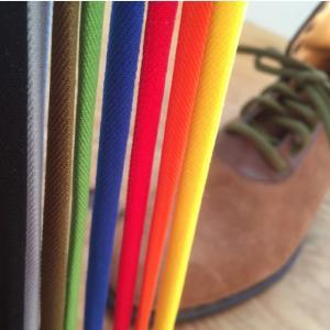 靴ひも プラセル ナイロン楕円形丸紐6mm(60cm/70cm/80cm/90cm/100cm)靴紐 靴ヒモ くつ紐 シューレース treetop-shoes