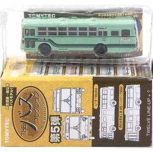 【5】 トミーテック 1/150 ザ・バスコレクション 第5弾 いすゞ BU04 京都市交通局 単品