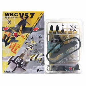 ウイングキットコレクション VS7 P-47M サンダーボルト 米陸軍航空隊 第61戦闘飛行隊 1/144    F-toys 食玩 エフトイズ
