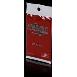 【5906】 【20パックセット】 スクウェア・エニックス FINAL FANTASY TRADING CARD GAME ブースターパック Chap.III 20パックセット ファイナル 在庫品