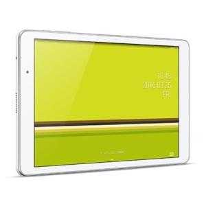 タブレット パウダーホワイト Qua tab 02 au (0687913A) キャッシュレス5%還元|treizes