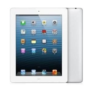 iPad Retinaディスプレイ Wi-Fi+Cellular 16GB au(ホワイト)(0688943B) キャッシュレス5%還元|treizes