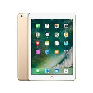 iPad 9.7インチ Wi-Fi + cellular 32GB MPG42J/A  au (ゴールド)(0692273C)