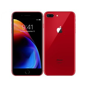 ソフトバンク Apple iPhone8 Plus 64GB(レッド)(0698117J)|treizes