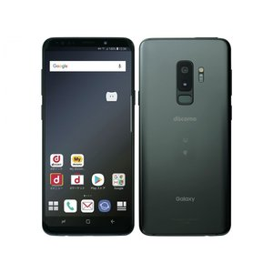 Galaxy S9+ SC-03K docomo(Titanium Gray)(0698282A2)...
