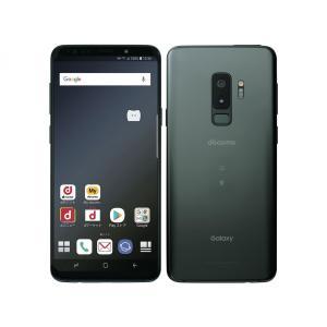 Galaxy S9+ SC-03K docomo(Titanium Gray)(0698282C) キャッシュレス5%還元|treizes
