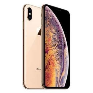 SIMフリー iPhone XS Max 256GB (ゴールド)(0730479A) キャッシュレス5%還元|treizes