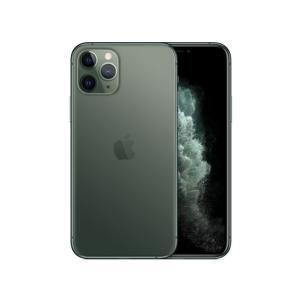 SoftBank iPhone 11 Pro 256GB(ミッドナイトグリーン)(0733795A) キャッシュレス5%還元|treizes