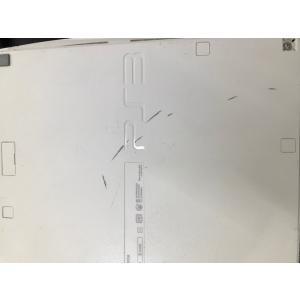 PS3プレイステーション3 160GB ホワイト CECH-3000ALW(本体のみ)(5091473CW)|treizes|02