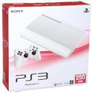 PlayStation 3 クラシック・ホワイト 250GB (CECH-4200BLW)(本体のみ:わけあり)(5091669CW)