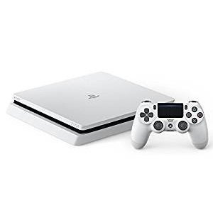 PlayStation 4 グレイシャー・ホワイト 500GB (CUH-2100AB02)(説明書・一部付属品なし:わけあり)(5093638CCW) キャッシュレス5%還元|treizes