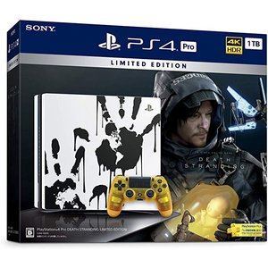PlayStation 4 Pro DEATH STRANDING LIMITED EDITION(...