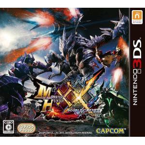 3DS モンスターハンターダブルクロス(...