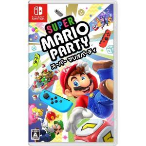 スーパー マリオパーティ(箱・説明書なし)(5151309C) Nintendo Switch キャ...