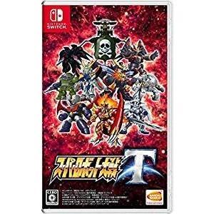 スーパーロボット大戦T(5151320A) Nintendo Switch キャッシュレス5%還元 treizes