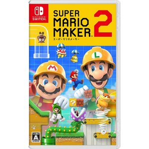 スーパーマリオメーカー 2(箱・説明書なし)(5151325C) Nintendo Switch キ...