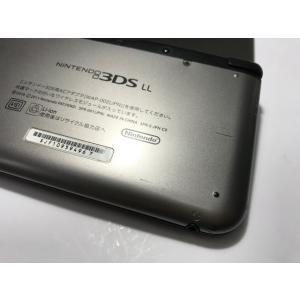 ¥8700【中古】≪本体≫ニンテンドー 3DS LL シルバー×ブラック (わけあり) 【5190846AW1】【tre097】|treizes|05
