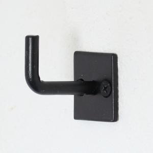 ウォールフック スクエア アイアンフック 吊下げ金具 インテリア