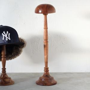 WOODEN ハットスタンド 帽子掛け 帽子スタンド L tremolo