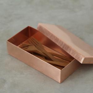 角缶 小 銅SyuRo(シュロ) 日本製|tremolo