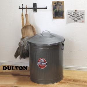 トラッシュカン ゴミ箱ダストボックス18L 缶 グレイ M|tremolo