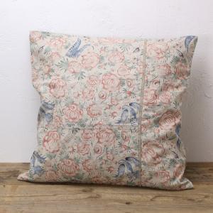 クッションカバー 45×45cm BasShu Floral 日本製|tremolo