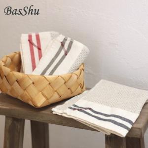 ハンドタオル BasShu 日本製|tremolo