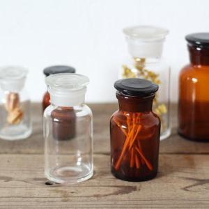 メディシンボトル ガラス瓶 M インテリア tremolo