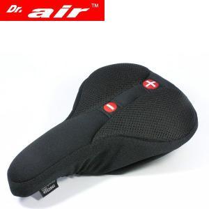 Dr.AIR エアーサドルカバー 『ヘクトパスカル』 レギュラー自転車用品|trend-ex