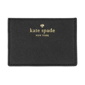 ケイトスペード Kate Spade PWRU4027 001 Black カードケース 名刺入れ Cedar Street Card Holder|trend-exzakka