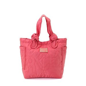 MARC BY MARC JACOBS Pretty Nylon Little Tate M0001395 674 Rose Bush トートバッグ|trend-exzakka