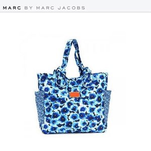 マークバイマークジェイコブス Medium Tate M0004521 488 Skipper Blue Multi|trend-exzakka