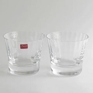バカラ ミルニュイ タンブラー ペアセット (小)  2105395|trend-exzakka