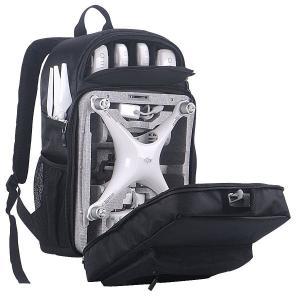 ・DJI ファントム4 クワッドロータードローン用のバックパックです。 ・ドローン本体、予備バッテリ...