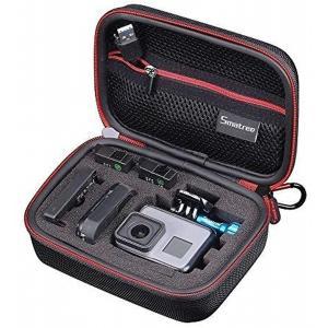 ・GoPro HERO 5、HERO 4/3+/3/2対応のカメラ収納ケースです。 ・内部のウレタン...