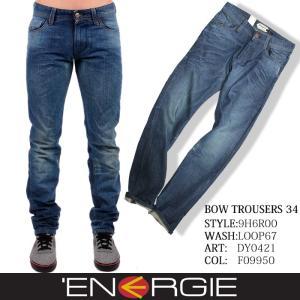 ENERGIE エナジー メンズ デニム スリム フィット ジーンズ ジーパン 30 32 インチ|trend-i