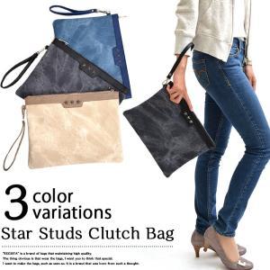 クラッチバッグ バック メンズ レディース ペア 鞄 PUレザー デザイン ブランド ネイビー ベイジュ ブラック|trend-i
