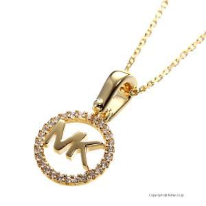 マイケルコース MICHAEL KORS ネックレス Logo Charm Pendant MKC1108AN710 trend-watch