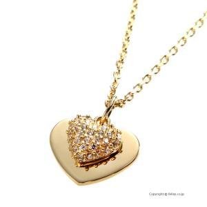 マイケルコース MICHAEL KORS ネックレス Pave Heart Pendant MKC1120AN710 trend-watch