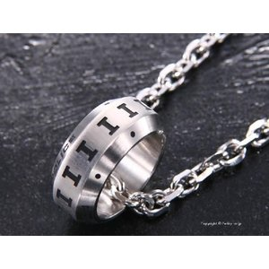 POLICE ポリス ネックレス DIGTAL 25139PSS01 ポリス アクセサリー|trend-watch