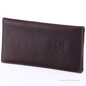 イルビゾンテ 長財布 IL BISONTE C0616 P 455 こげ茶 小銭入れ付き 長財布|trend-watch