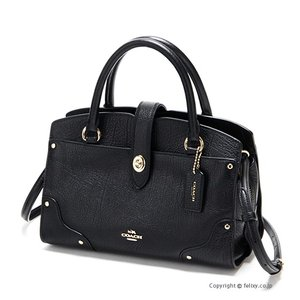 コーチ バッグ 37779/LIBLK COACH Mercer Satchel|trend-watch