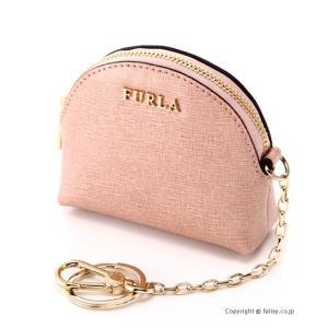 フルラ ポーチ型キーケース FURLA 889240 RL29 6M0 MOONSTONE BABYLON バビロン ライトピンク trend-watch
