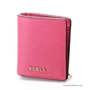 フルラ 2つ折り財布 FURLA 922548 PR74 B30 BABYLON バビロン オルテンシア|trend-watch