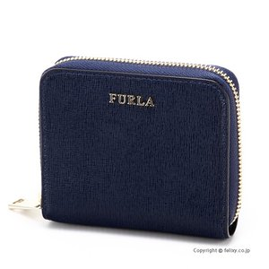 フルラ ラウンドファスナー財布 FURLA 921774 PR84 B30 BABYLON バビロン ブルー|trend-watch