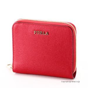 フルラ ラウンドファスナー財布 FURLA 908289 PR84 RUB BABYLON RUBY trend-watch