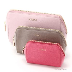 フルラ ポーチ FURLA 967784 EL95 D81 エレクトラ ELECTRA COSMETIC CASE SET|trend-watch