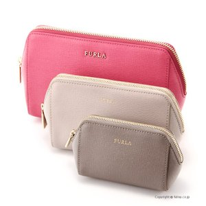 フルラ ポーチ FURLA 967783 EL95 0R6 エレクトラ ELECTRA COSMETIC CASE SET|trend-watch