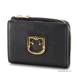 フルラ 2つ折り財布 FURLA 1023255 PBO5 O60 ONYX Belvedere S Bi-Fold|trend-watch